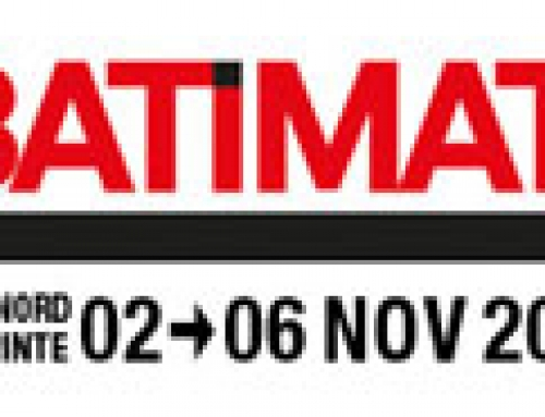 Visit us at Batimat 2015 :  HALL 7 Stand K100
