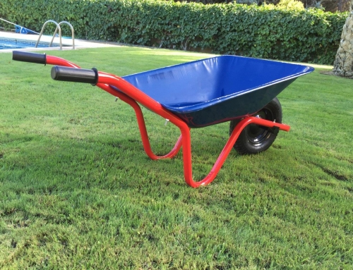 New lowcost  wheelbarrow : Iberia Model